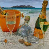 Somewhere on a Beach by Thomas Arvid
