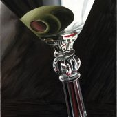 Classic Martini by Thomas Arvid